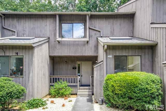 420 Fairoaks Circle, Chapel Hill, NC 27516 (#2326552) :: Masha Halpern Boutique Real Estate Group