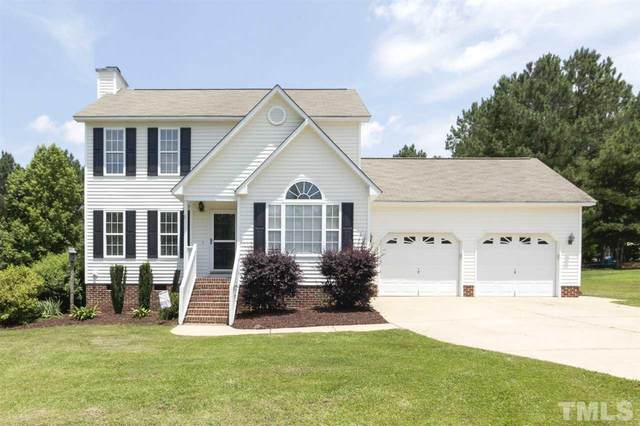 3409 Outcrop Court, Clayton, NC 27520 (#2326562) :: Dogwood Properties