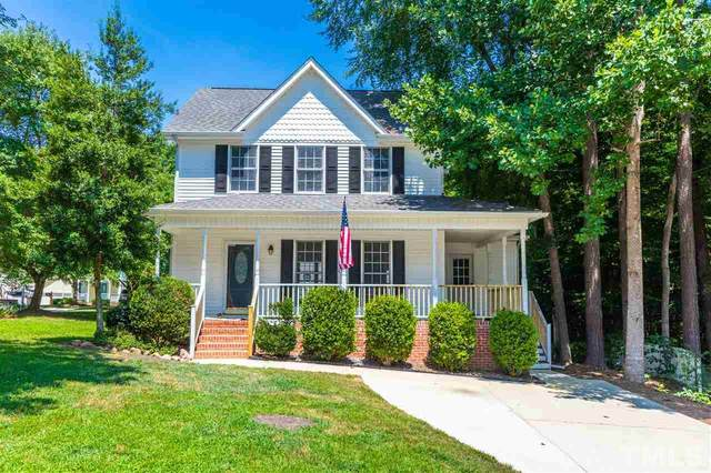 301 Black Swan Way, Wake Forest, NC 27587 (#2326621) :: Realty World Signature Properties