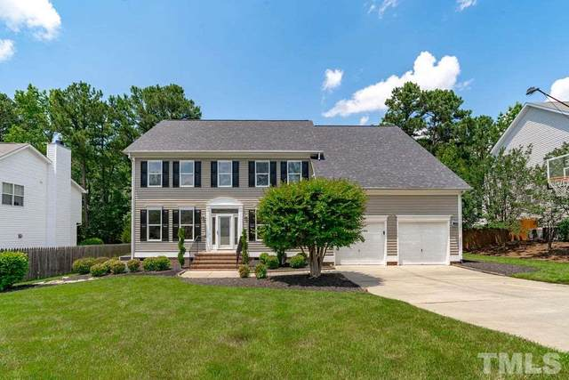 1416 Fairfax Woods Drive, Apex, NC 27502 (#2326622) :: Marti Hampton Team brokered by eXp Realty