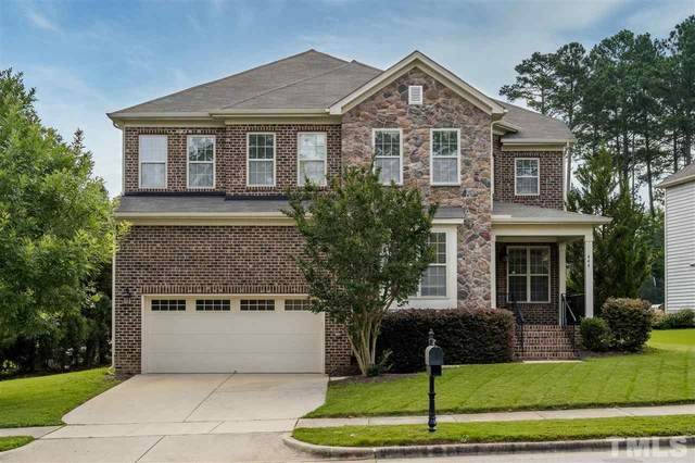 444 Sandy Whispers Place, Cary, NC 27519 (#2326677) :: Realty World Signature Properties