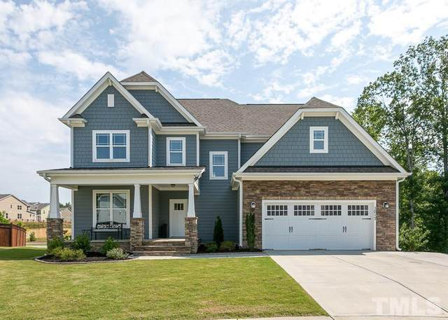 1017 Goldfinch Nest Court, Wake Forest, NC 27587 (#2326697) :: Marti Hampton Team brokered by eXp Realty