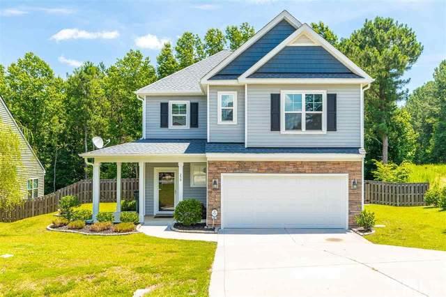 258 Summerwind Plantation Drive, Garner, NC 27529 (#2326778) :: Realty World Signature Properties