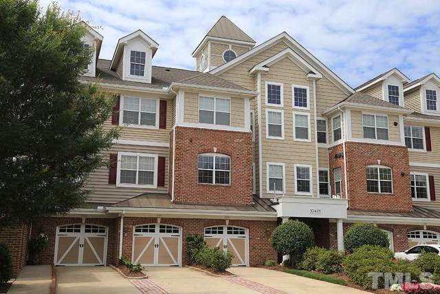 10421 Rosegate Court #104, Raleigh, NC 27617 (#2326783) :: Realty World Signature Properties