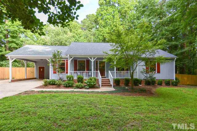 6705 Orchard Knoll Drive, Apex, NC 27539 (#2326803) :: The Jim Allen Group