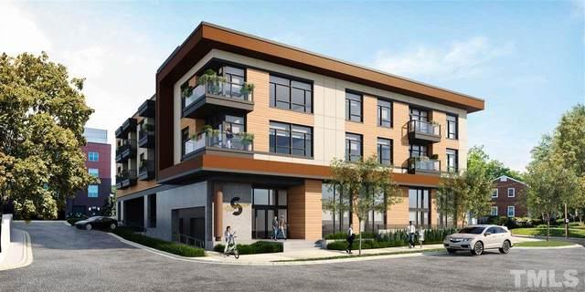 615 Daniels Street #114, Raleigh, NC 27605 (#2326823) :: Bright Ideas Realty