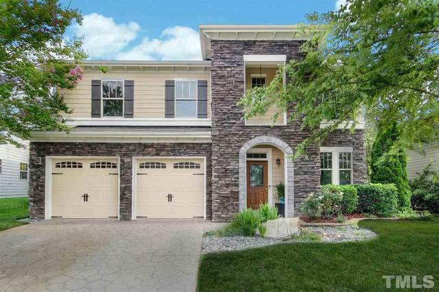 909 Iverton Lane, Cary, NC 27519 (#2326844) :: Realty World Signature Properties