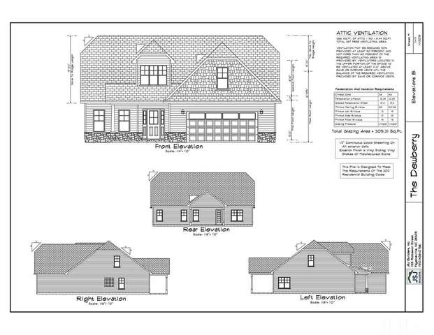 64 Caboose Lane Lot 11 Dewberry, Clayton, NC 27520 (#2326870) :: The Jim Allen Group