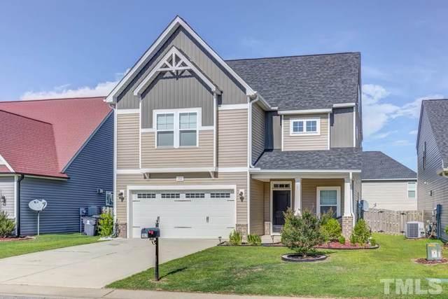 102 Marsh Creek Drive, Garner, NC 27529 (#2326886) :: Realty World Signature Properties
