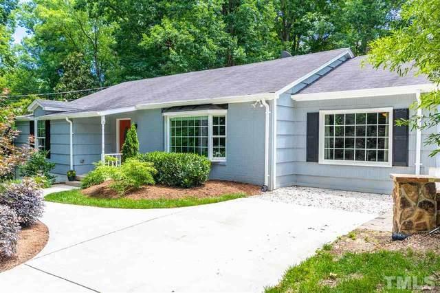 411 N Glen Drive, Raleigh, NC 27609 (#2326896) :: Marti Hampton Team brokered by eXp Realty
