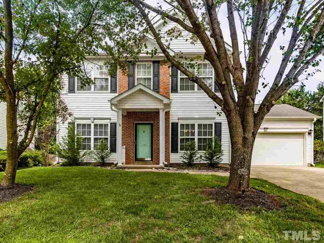 3208 Sawyers Mill Drive, Apex, NC 27539 (#2327002) :: The Jim Allen Group