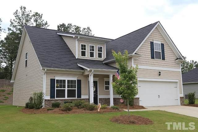 175 Cascade Knoll Drive, Clayton, NC 27527 (#2327010) :: Realty World Signature Properties