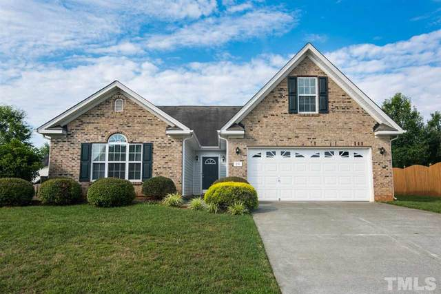 20 Leaf Springs Way, Youngsville, NC 27596 (#2327012) :: Dogwood Properties