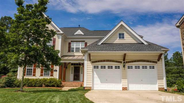 7 Colbury Court, Durham, NC 27713 (#2327014) :: M&J Realty Group