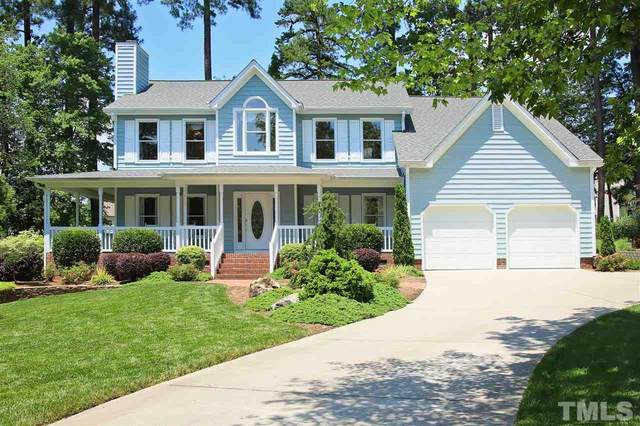 112 Settlers Mill Lane, Durham, NC 27713 (#2327023) :: Real Estate By Design