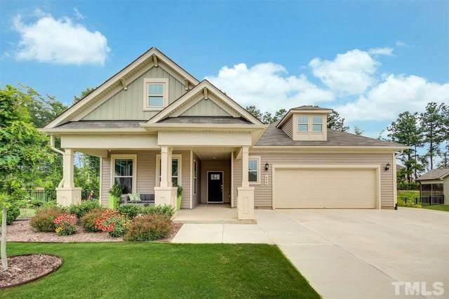 450 Long View Drive, Franklinton, NC 27525 (#2327148) :: Spotlight Realty