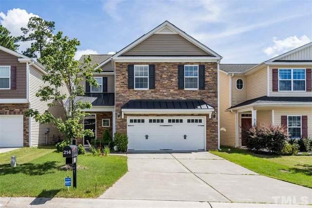 214 Station Drive, Morrisville, NC 27560 (#2327170) :: Sara Kate Homes