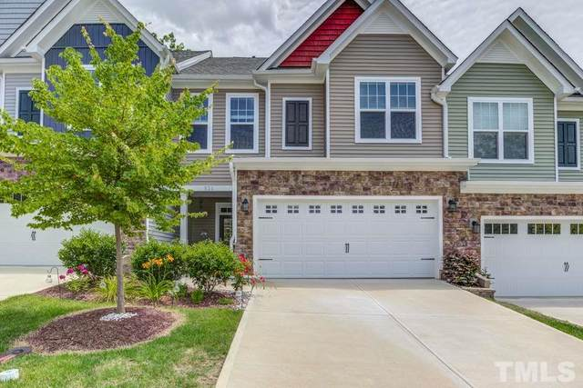 524 Suttons Walk Drive, Cary, NC 27513 (#2327175) :: Realty World Signature Properties