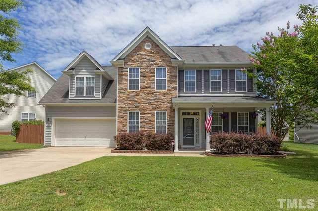 108 Reno Avenue, Garner, NC 27529 (#2327195) :: Dogwood Properties