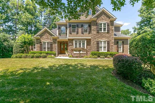 504 Chrismill Lane, Holly Springs, NC 27540 (#2327201) :: Realty World Signature Properties