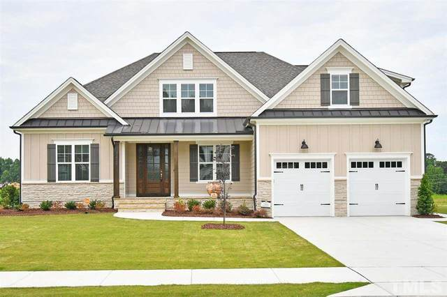 1428 Sweetclover Drive, Wake Forest, NC 27587 (#2327204) :: M&J Realty Group