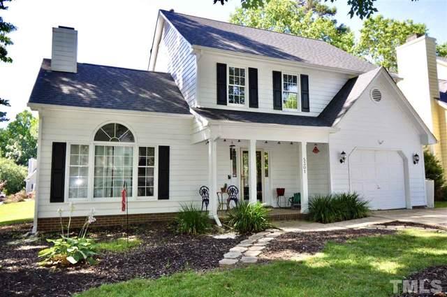 5301 Blakeley Lane, Raleigh, NC 27613 (#2327234) :: Sara Kate Homes