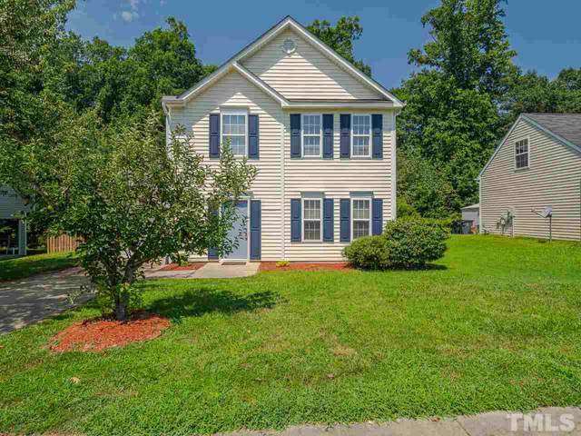 817 Steam Boat Street, Knightdale, NC 27545 (#2327236) :: Realty World Signature Properties