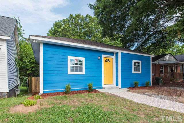 1003 N Hyde Park, Durham, NC 27701 (#2327271) :: Marti Hampton Team brokered by eXp Realty