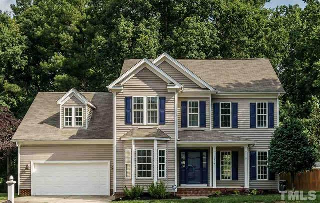 1804 Patterson Grove Road, Apex, NC 27502 (#2327296) :: Marti Hampton Team brokered by eXp Realty