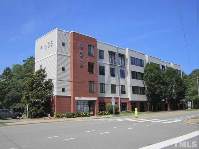 605 W Main Street #305, Carrboro, NC 27510 (#2327305) :: Masha Halpern Boutique Real Estate Group