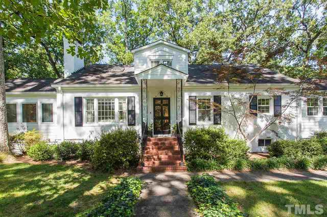 43 Oakwood Drive, Chapel Hill, NC 27517 (#2327324) :: The Jim Allen Group