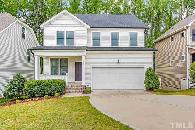 113 Occidental Drive, Holly Springs, NC 27540 (#2327343) :: The Jim Allen Group