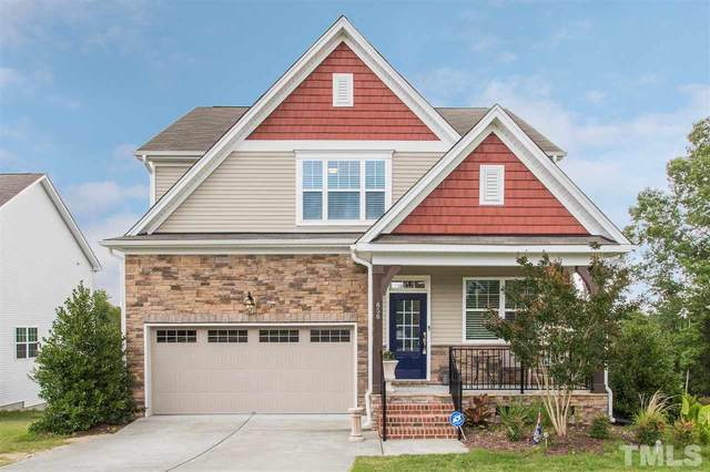 656 Long Melford Drive, Rolesville, NC 27571 (#2327365) :: The Jim Allen Group
