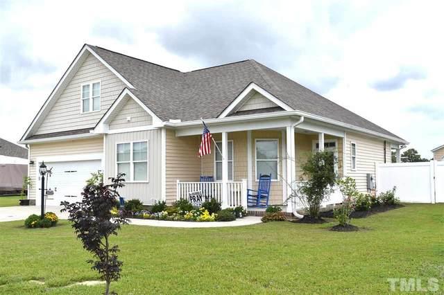 4829 Mallard Lane, Wilson, NC 27893 (#2327367) :: Dogwood Properties