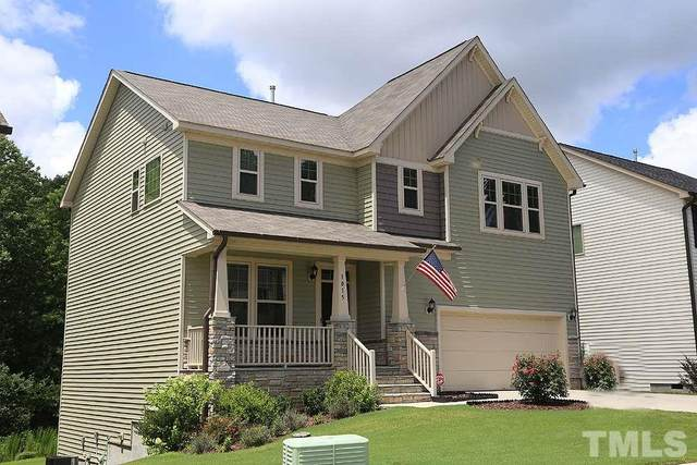 1015 Leatherstone Lane, Fuquay Varina, NC 27526 (#2327380) :: Classic Carolina Realty