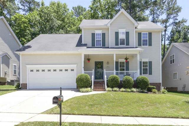 2101 Frissell Avenue, Apex, NC 27502 (#2327396) :: M&J Realty Group