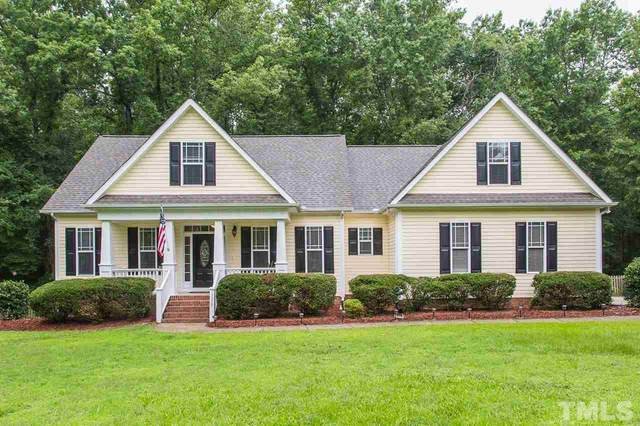 3329 Needle Point Circle, Willow Spring(s), NC 27592 (#2327403) :: Rachel Kendall Team