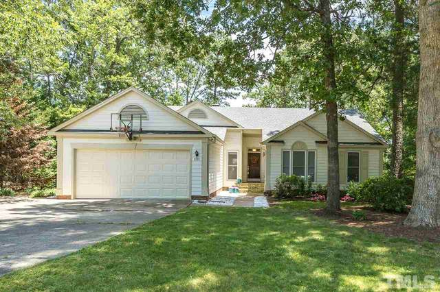 1111 Queensbury Circle, Durham, NC 27713 (#2327407) :: Realty World Signature Properties