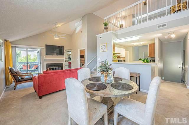 4900 Avenida Del Sol Drive #205, Raleigh, NC 27616 (#2327410) :: Realty World Signature Properties