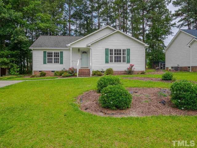 105 Trestlewood Lane, Clayton, NC 27520 (#2327419) :: The Beth Hines Team