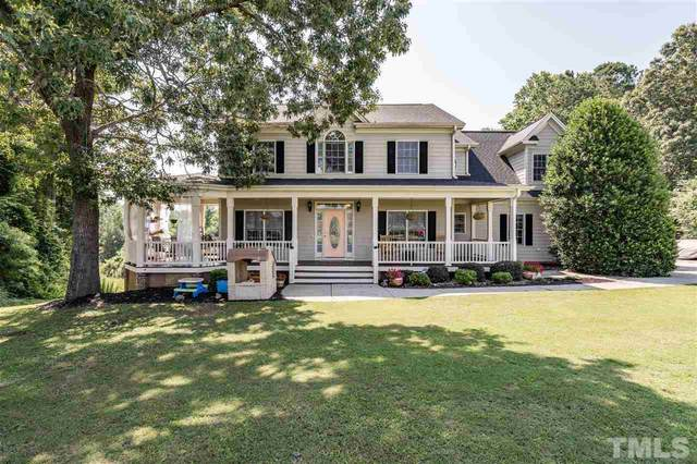 140 Highland Drive, Angier, NC 27501 (#2327464) :: Realty World Signature Properties
