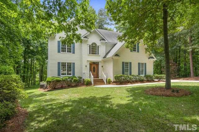 4125 Ridgebrook Bluffs Drive, Raleigh, NC 27603 (#2327480) :: The Jim Allen Group