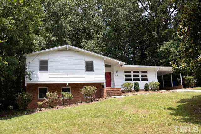 1203 Leclair Street, Chapel Hill, NC 27517 (#2327512) :: M&J Realty Group
