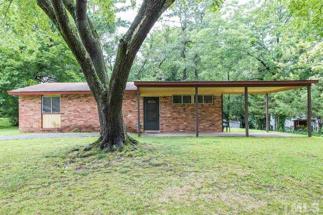 805 Fitzgerald Drive, Raleigh, NC 27610 (#2327514) :: The Jim Allen Group