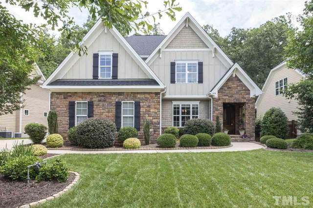 424 Wanderview Lane, Holly Springs, NC 27540 (#2327534) :: The Jim Allen Group