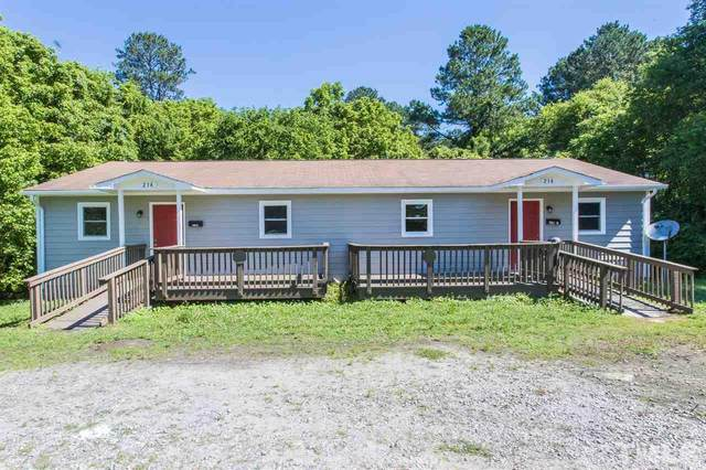 214 Mineral Springs Road, Louisburg, NC 27549 (#2327536) :: The Jim Allen Group