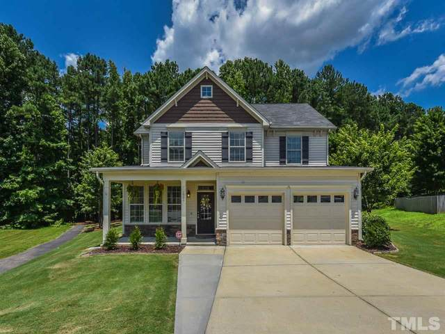 1001 Kingman Drive, Knightdale, NC 27545 (#2327538) :: Triangle Just Listed