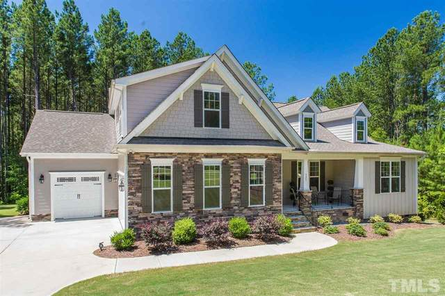 321 Colonial Ridge Drive, Pittsboro, NC 27312 (#2327545) :: Marti Hampton Team brokered by eXp Realty