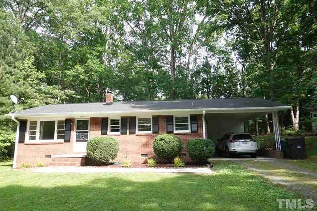1204 East Oak Drive, Durham, NC 27712 (#2327566) :: RE/MAX Real Estate Service