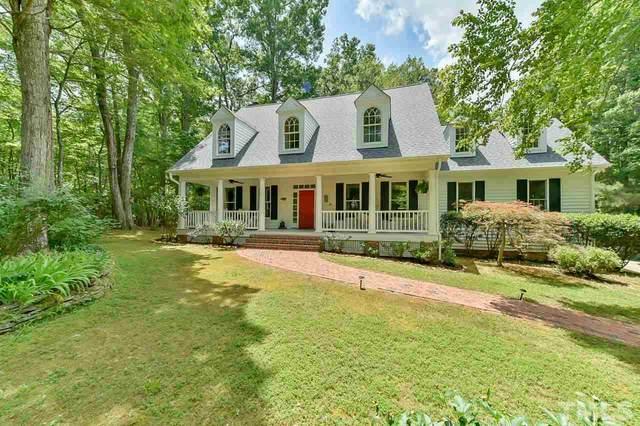 1000 Woodlot Ridge Road, Chapel Hill, NC 27516 (#2327570) :: The Perry Group